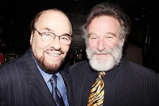 Bengal Tiger opens – James Lipton – Robin Williams