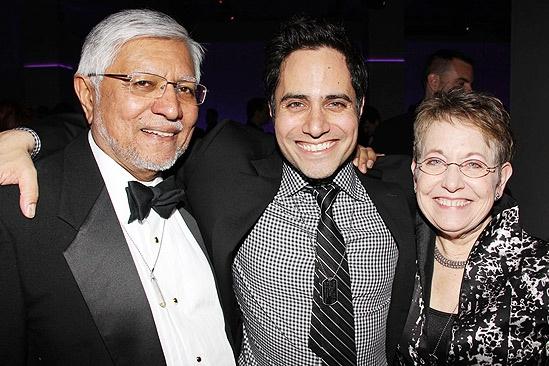Bengal Tiger opens  - Rajiv Joseph - Parents Benoy and Suzanne