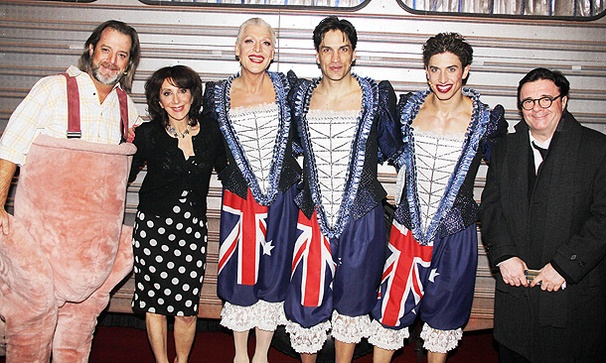 Nathan Priscilla - C. David Johnson - Andrea Martin - Tony Sheldon - Will Swenson - Nick Adams - Nathan Lane