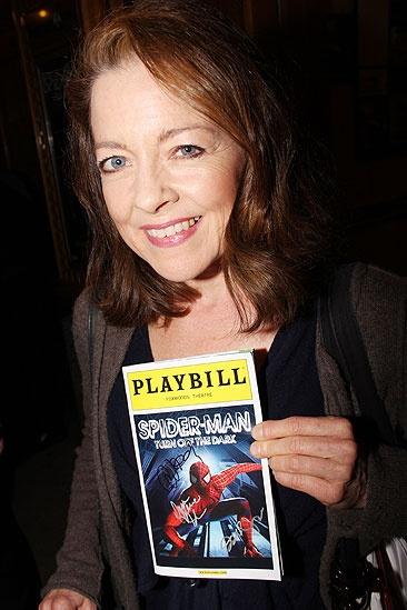 Spider-man returns – Isabel Keating