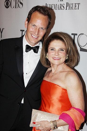 2011 Tony Awards Red Carpet – Patrick Wilson - Tovah Feldshuh