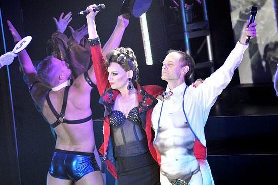 Broadway Bares '11 – Beth Leavel – David Hyde Pierce