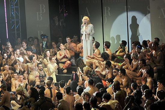 Broadway Bares '11 - Judith Light