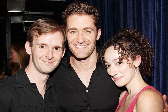 Matthew Morrison Beacon Theatre Concert – Matthew Morrison – Megan McGinnis – Scott Barnhardt