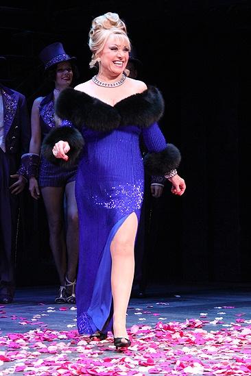 <i>Follies</i> opening night – Elaine Paige