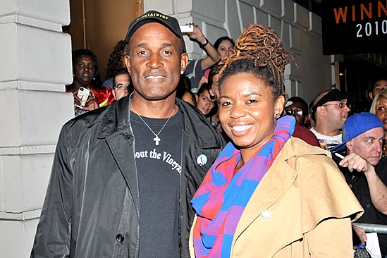 First Preview of <i>The Mountaintop</I>  - Kenny Leon – Katori Hall
