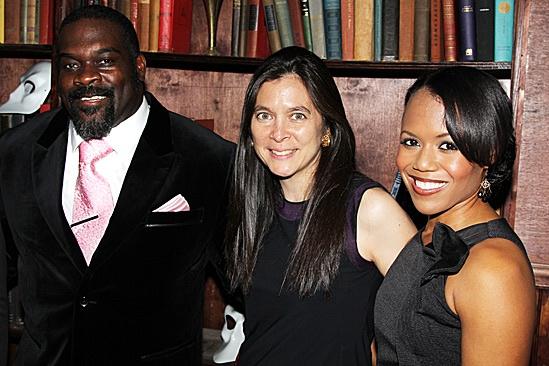Porgy and Bess- Phillip Boykin, Diane Paulus and Nikki Renée Daniels