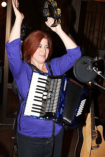 Once Cast Album Recording – Anne L. Nathan