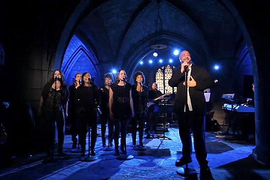 Jesus Christ Superstar Crypt concert – Lee Siegel