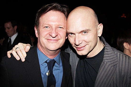 Once opening night – Andy Taylor – Michael Cerveris
