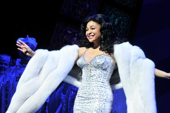 Raven-Symoné Opening Night in Sister Act – Raven-Symoné