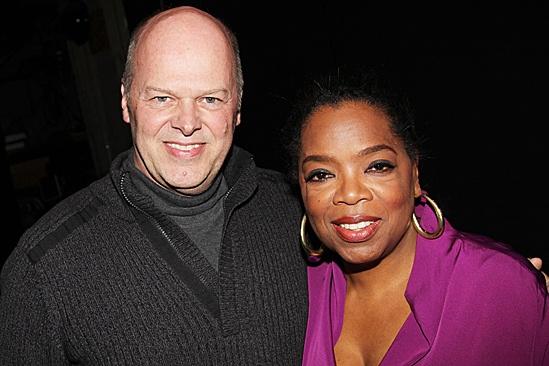 Oprah Visits Memphis – Randy Adams - Oprah Winfrey