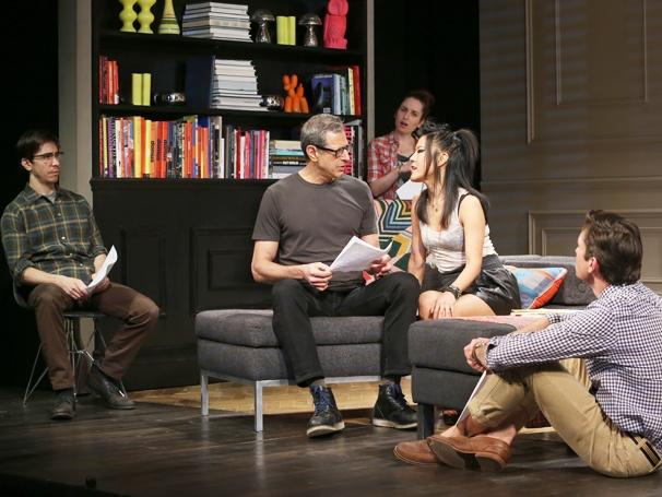Show Photos - Seminar - Justin Long - Jeff Goldblum - Zoe Lister-Jones - Hettienne Park - Jerry O'Connell