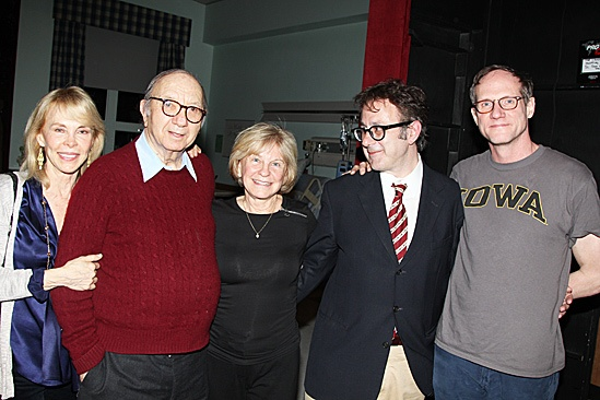 The Lyons - Elaine Joyce- Neil Simon- Kathleen K. Johnson-Nicky Silver-Mark Brokaw