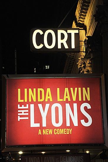 Lyons Opening- Cort Theatre