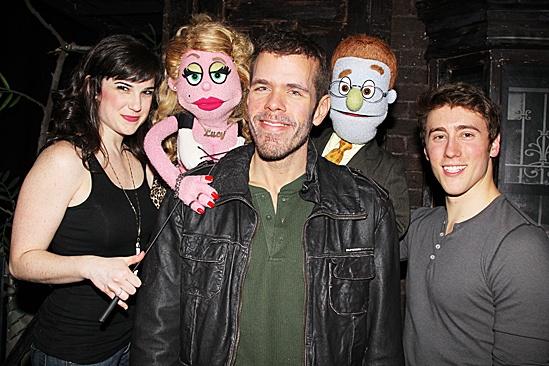 Perez Hilton Broadway Baby – Veronica J. Kuehn - Perez Hilton – Darren Bluestone