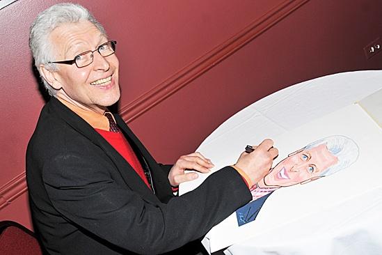 Sardi's Portrait – Tony Sheldon