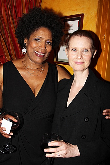 2012 New Group Benefit – Women Behind Bars Reading – Nancy Giles – Cynthia Nixon