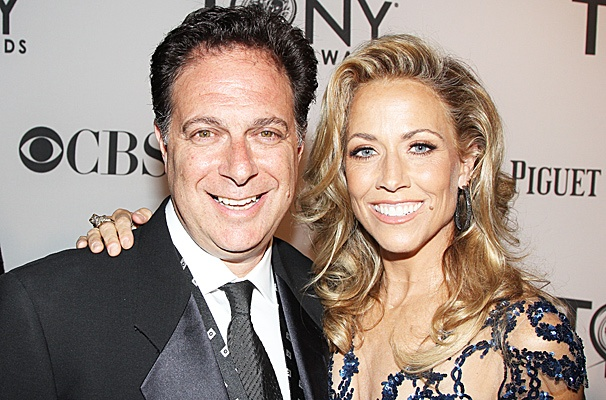 2012 Tony Award Best Pairs- Scott Zeiger -Sheryl Crow