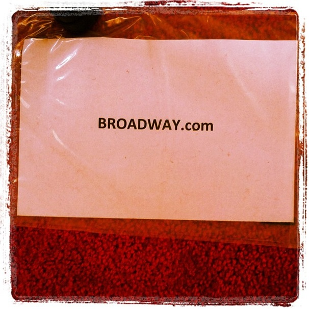 2012 Tony Awards Instagram Snapshots – Broadway.com
