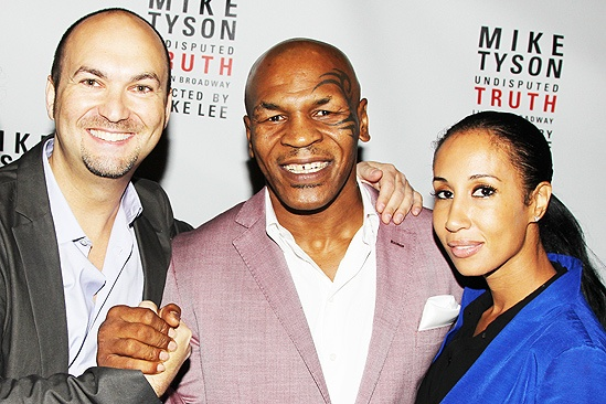 Broadway photo 4 of 8 undisputed truths mike tyson and undisputed truth meet the press xxx adam steck mike tyson kiki tyson m4hsunfo