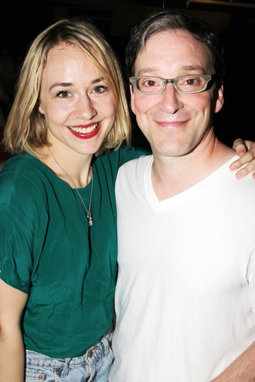 Sarah goldberg dating