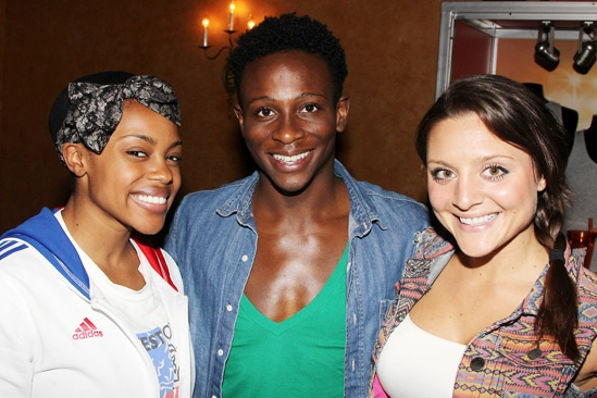 Bring It On Welcomes HS Cheerleading Champions - Melody Mills - Gregory Haney - Jessica Colombo