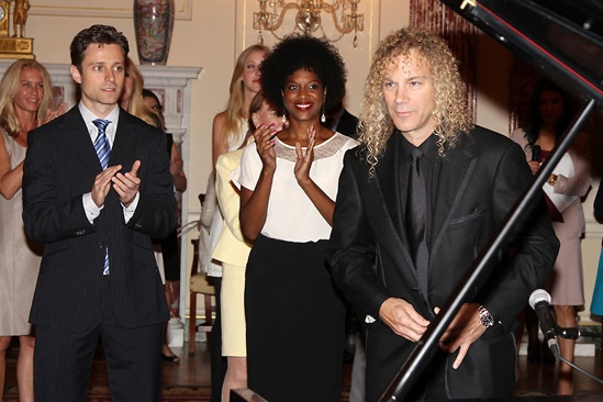 David Bryan Grand Piano to State Department – Kevin Massey - Dan'yelle Williamson - David Bryan