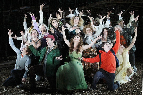 Into the Woods- Company