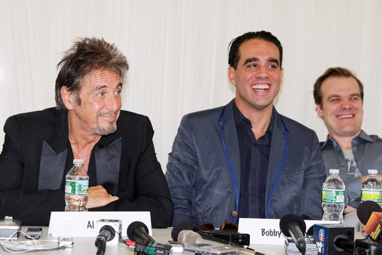 Glengarry Glen Ross- Al Pacino- Bobby Cannavale- David Harbour