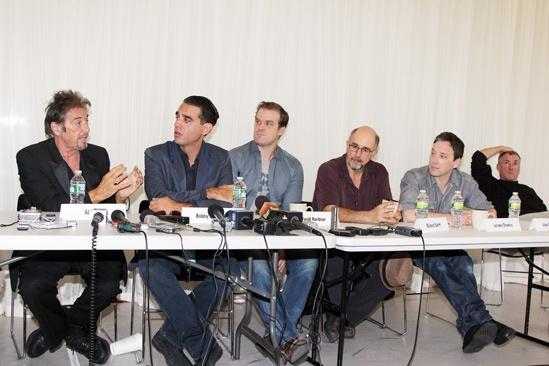 Glengarry Glen Ross- Al Pacino- Bobby Cannavale- David Harbour- Richard Schiff-Jeremy Shamos- John C. McGinley