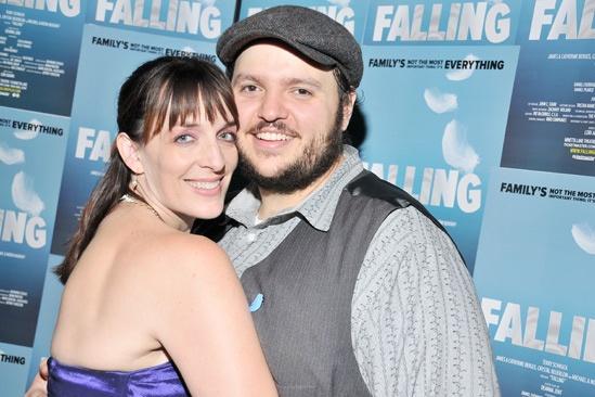 Falling- Julia Murney- Daniel Everidge
