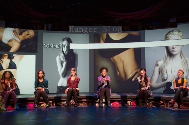 Show Photos - Emotional Creature Joaquina Kalukango, Sade Namei, Molly Carden, Ashley Bryant, Olivia Oguma and Emily Grosland