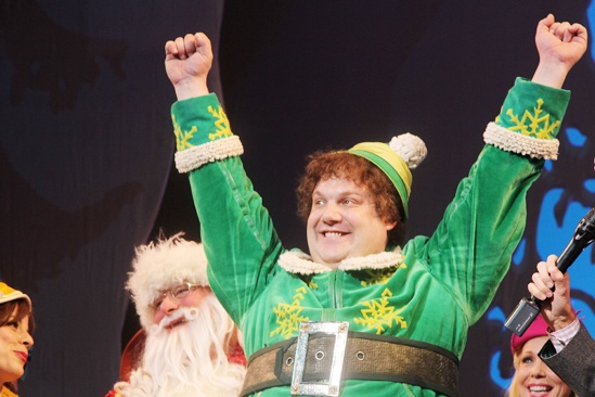 Elf – Curtain Call – Nov 9 – Jordan Gelber