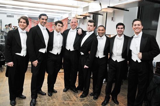 Cinderella at Macy's Parade - Male Ensemble