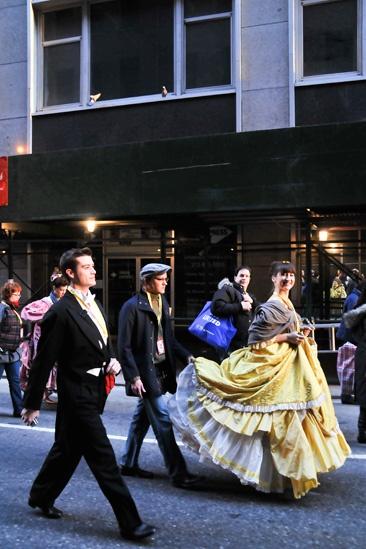 Cinderella at Macy's Parade - Nick Spangler - Kendal Hartse