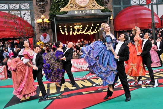Cinderella at Macy's Parade - The Cast