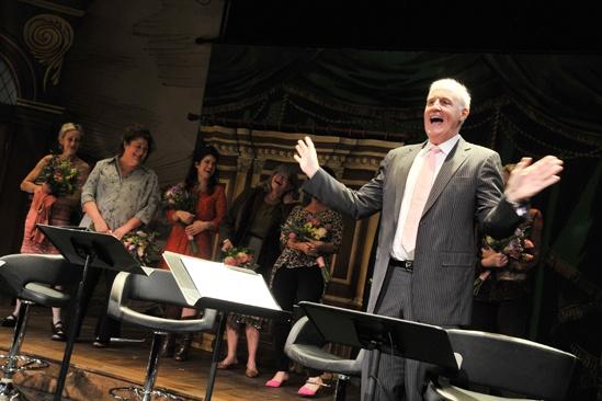 Steel Magnolias benefit reading – Robert Harling