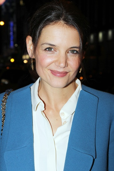 The Other Place – opening night – Katie Holmes