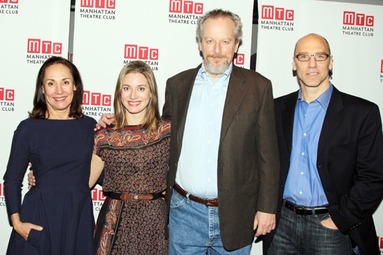 The Other Place – opening night - Laurie Metcalf - Zoe Perry - Daniel Stern - John Schiappa