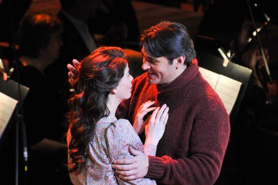 'Carousel' at Lincoln Center — Kelli O'Hara — Nathan Gunn