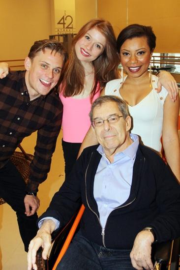 Vanya and Sonia Broadway Meet and Greet – Billy Magnussen – Genevieve Angelson – Shalita Grant – Nicholas Martin