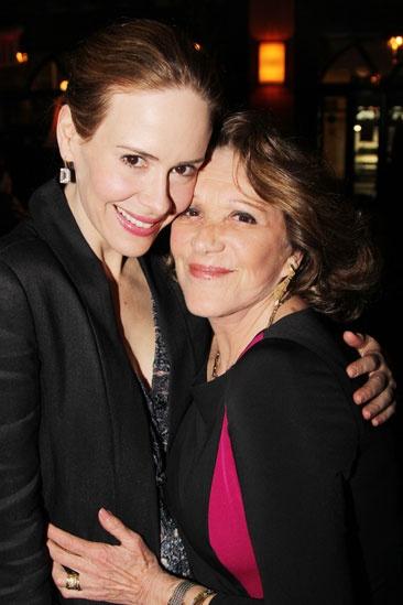 'Talley's Folly' Opening — Sarah Paulson — Linda Lavin