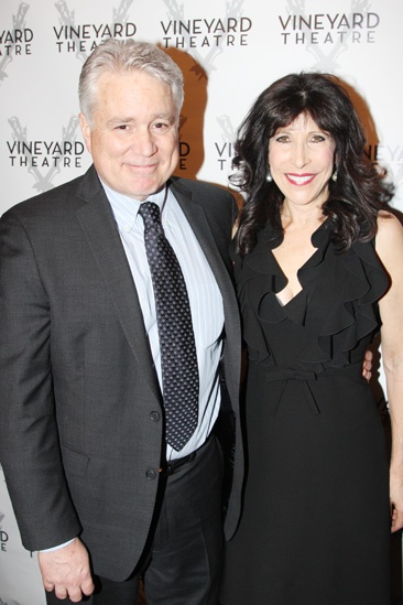 Vineyard Gala – March 18, 2013 – David Thompson – Catherine Screiber