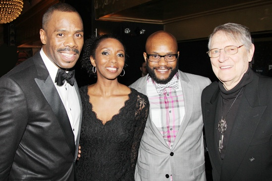 Vineyard Gala – March 18, 2013 – Colman Domingo – Sharon Washington – Forest McClendon – John Cullum