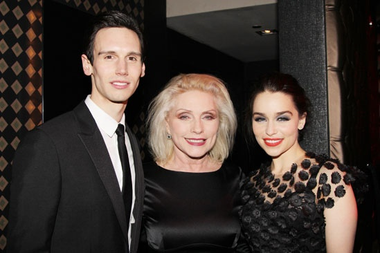 'Breakfast at Tiffany's' Opening — Cory Michael Smith — Debbie Harry — Emilia Clarke