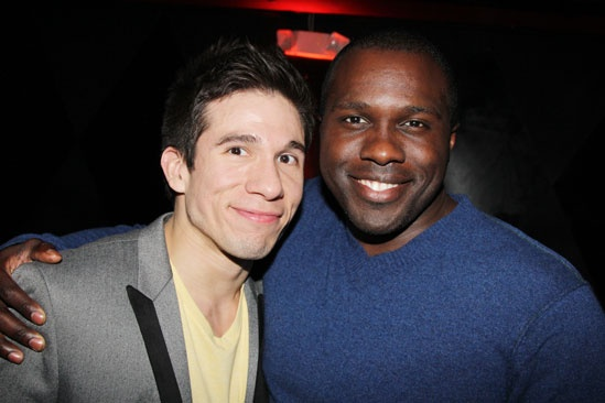 Hands on a Hardbody – Opening Night – Jon Rua - Joshua Henry