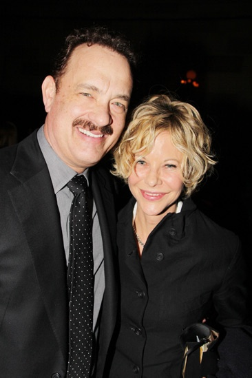 'Lucky Guy' Opening — Tom Hanks — Meg Ryan
