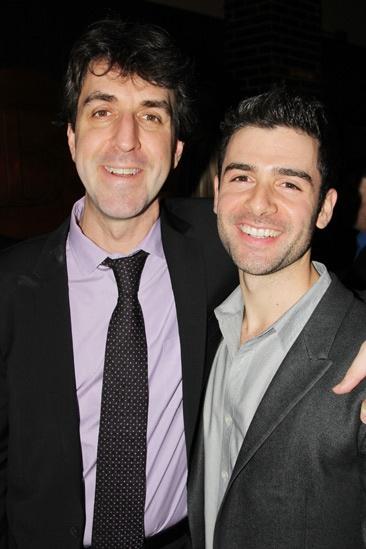 The Last Five Years – Opening Night – Jason Robert Brown – Adam Kantor