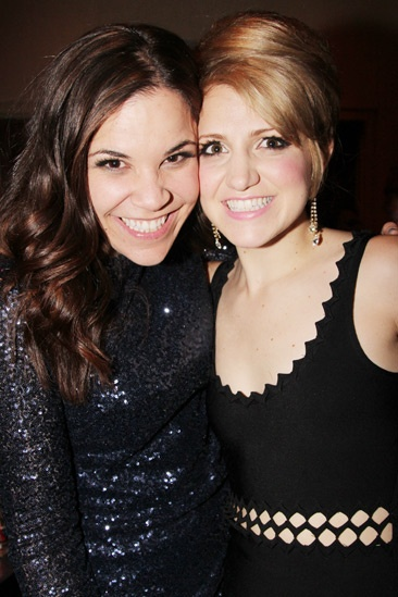 Kinky Boots Opening- Lindsay Mendez - Annaleigh Ashford